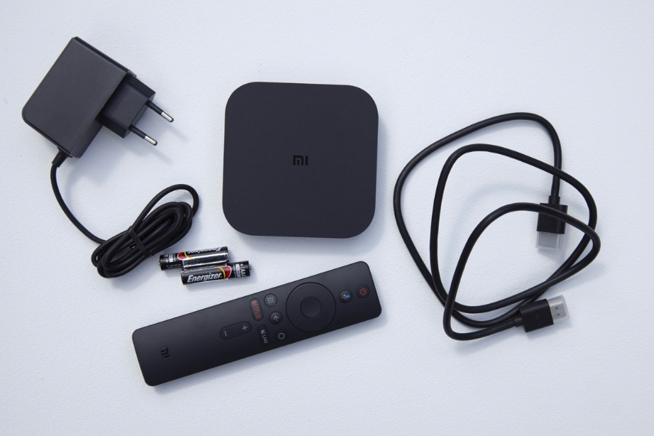 4K Ultra - Android TV Box -Kijk Disney + & NETFLIX